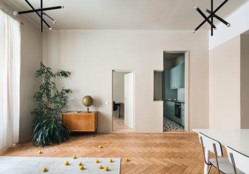 Apartment in Prag 03