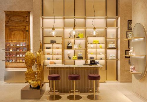 Delvaux Boutique in Paris 02