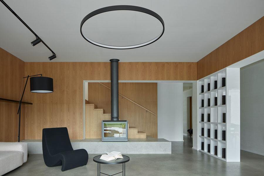 Einfamilienhaus in Prag von SOA architekti und Richter Design
