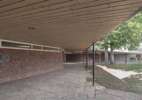 Sanierung eines Schulgebäudesin Mengen 02