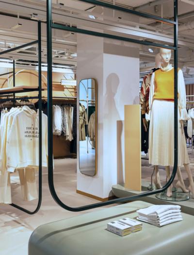 Umgestaltung des Department Stores Ludwig Beck in München von Breil+ Interior Design