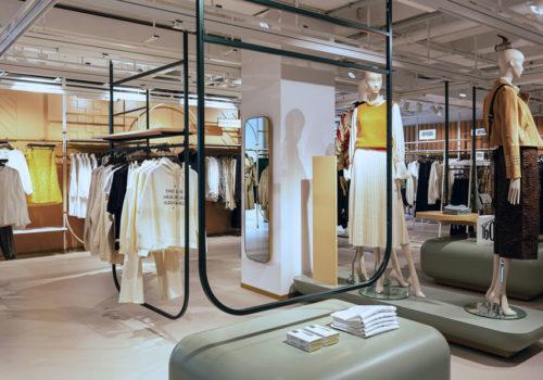 Umgestaltung des Department Stores Ludwig Beck 02