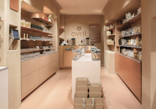 Kosmetikstore in Paris 02