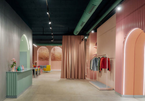 Flagship-Store in Barcelona 04
