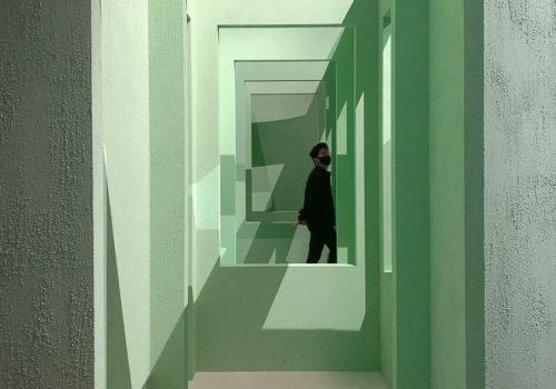 Installation in der Schirn Kunsthalle Frankfurt 04
