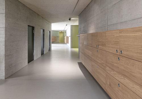 Sanierung eines Schulgebäudesin Mengen 04