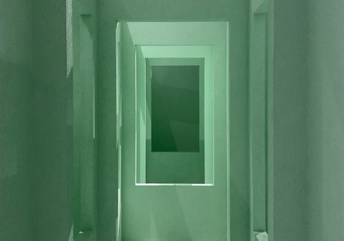 Installation in der Schirn Kunsthalle Frankfurt 05