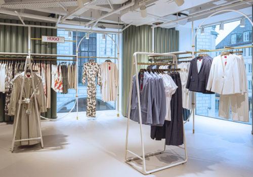 Umgestaltung des Department Stores Ludwig Beck 05