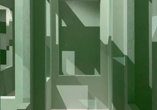 Installation in der Schirn Kunsthalle Frankfurt 06
