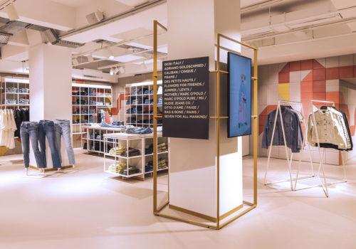 Umgestaltung des Department Stores Ludwig Beck 06