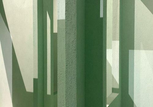 Installation in der Schirn Kunsthalle Frankfurt 07