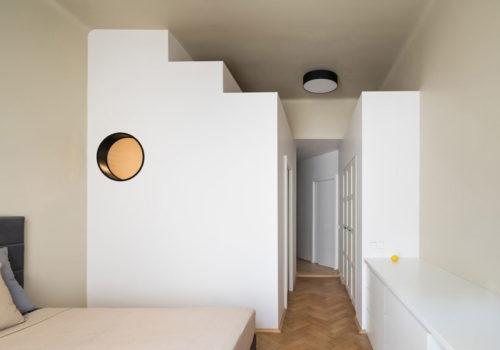Apartment in Prag 08