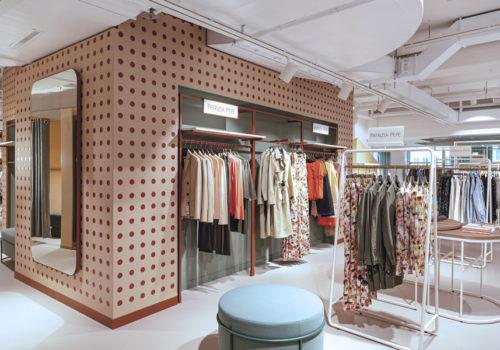 Umgestaltung des Department Stores Ludwig Beck 08