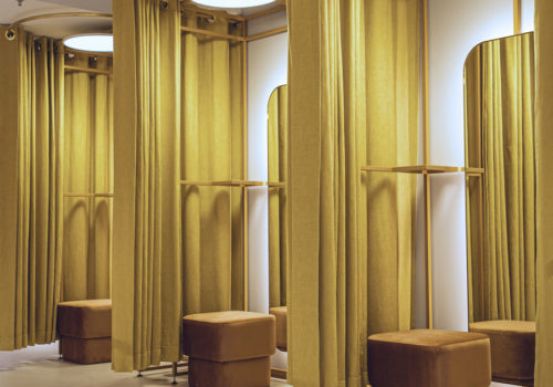 Umgestaltung des Department Stores Ludwig Beck 09