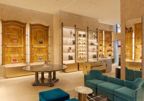 Delvaux Boutique in Paris 10