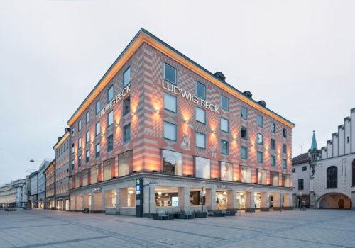 Umgestaltung des Department Stores Ludwig Beck 10