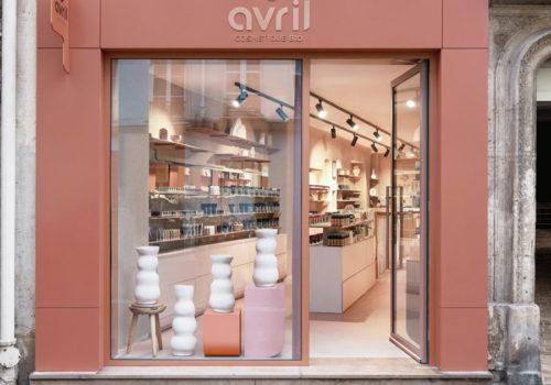 Kosmetikstore in Paris 10