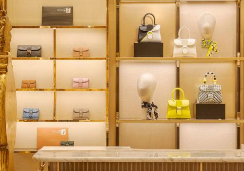 Delvaux Boutique in Paris 11