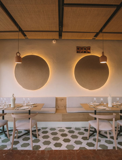 Restaurant auf Formentera von Destudio