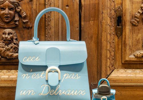 Delvaux Boutique in Paris 16