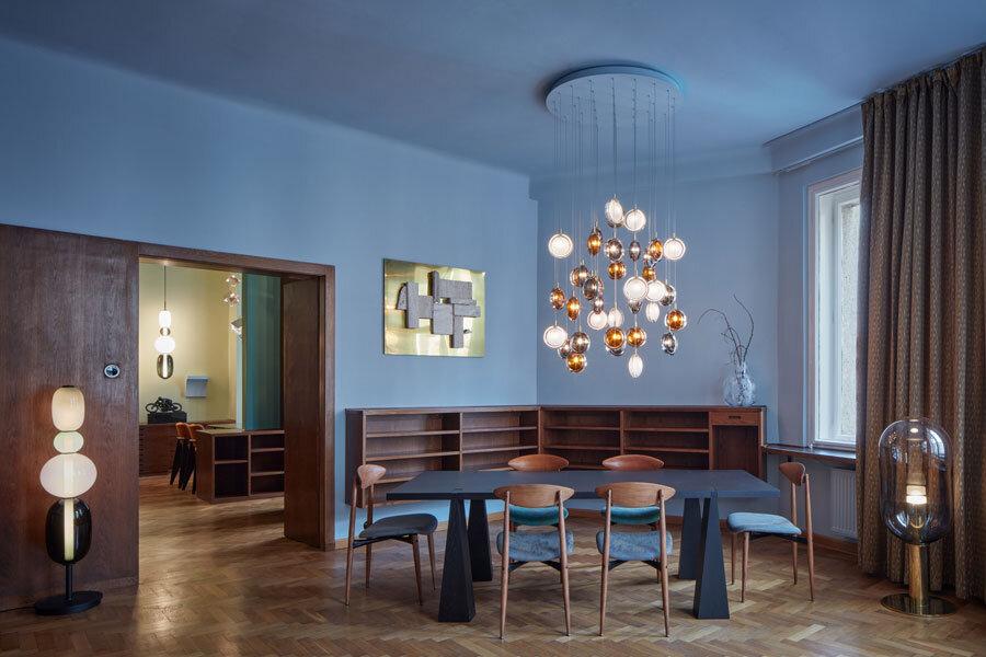Bomma Atelier in Prag von Innenarchitektin Sophie Wannenes