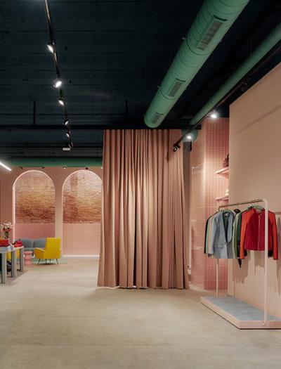 Flagship-Store in Barcelona von Evvo Retail
