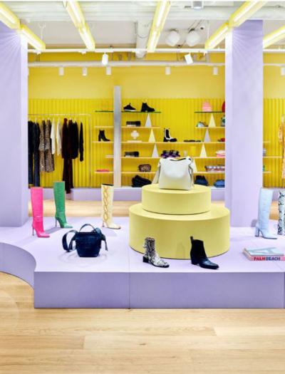Concept Store in Oslo von Snøhetta