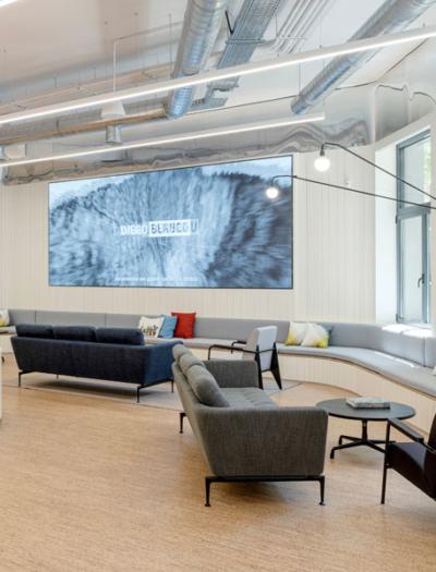 Mediabrands Headquarters in Madrid von Ruiz Pardo – Nebreda
