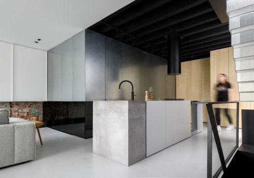 Apartment in Amsterdam 01