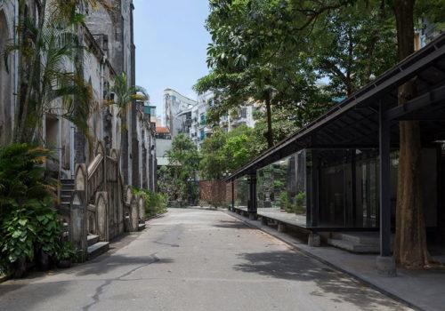 St. Joseph Kathedrale in Hanoi 03