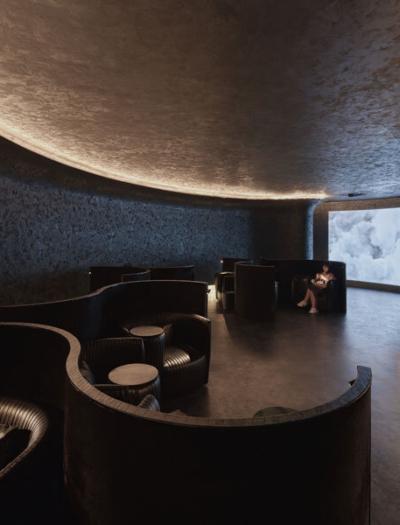 Spa in Shanghai von Vermilion Zhou Design Group