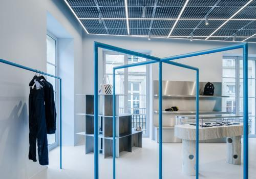 Off-White Flagship-Store in Paris 05