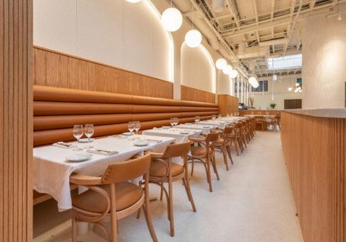 Restaurant in Montreal 08