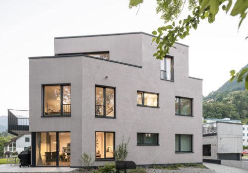 Mehrfamilienhaus in Sargans 09