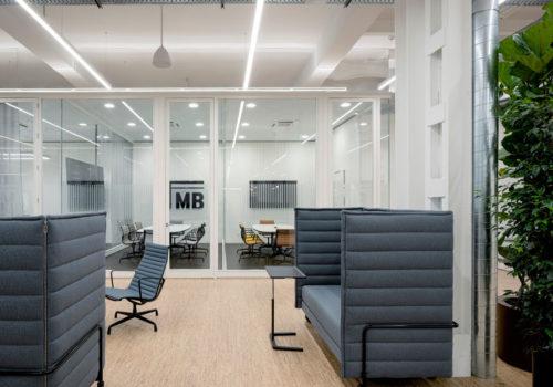 Mediabrands Headquarters in Madrid 09