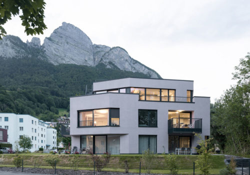Mehrfamilienhaus in Sargans 10