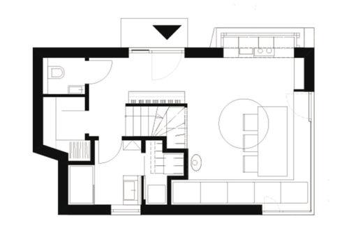 Wohnhaus am Vranov-Stausee 16