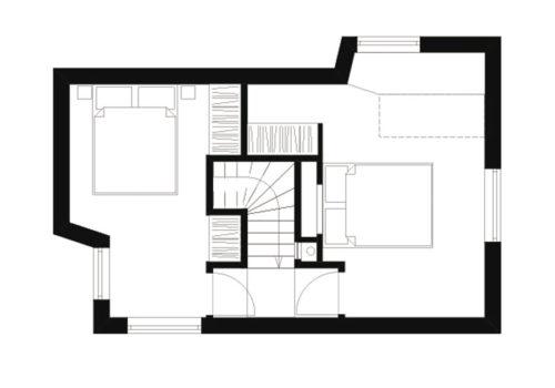 Wohnhaus am Vranov-Stausee 17