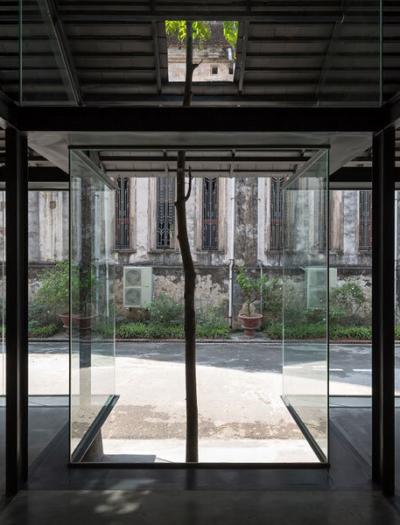 Erweiterungsbau der St. Joseph Kathedrale in Hanoi von Le studio architects