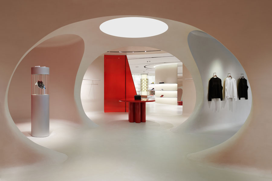 Ferrari Flagship-Store in Maranello von Sybarite