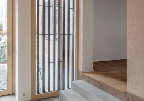 Wohnhaus in Zürich 01