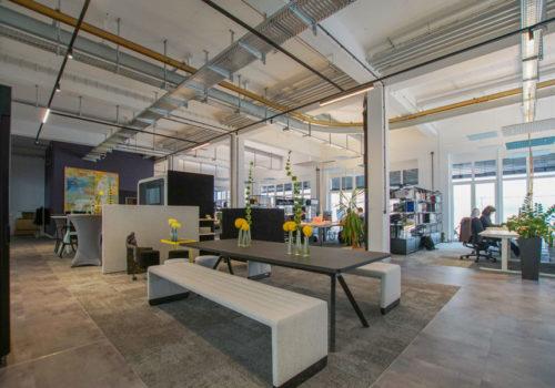 Büroräume und Co-Working-Space 04