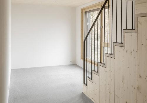Wohnhaus in Zürich 03