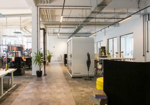 Büroräume und Co-Working-Space 05