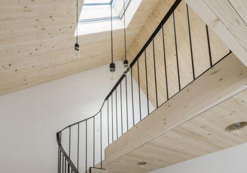Wohnhaus in Zürich 04