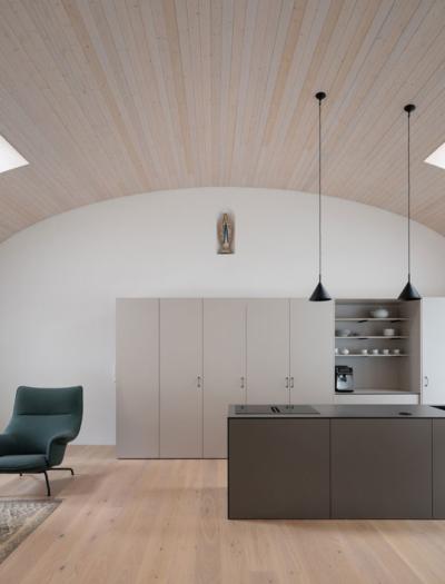 Umbau eines Wohnhauses in Trhové Sviny von Atelier 111 architekti