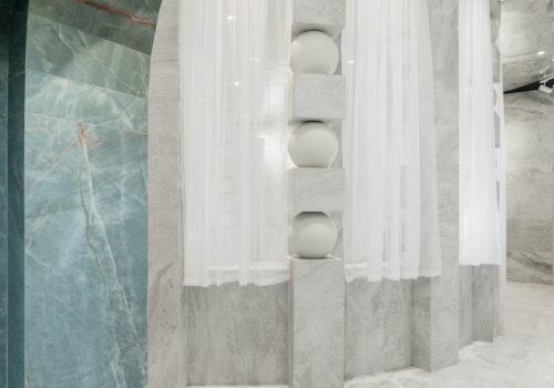 Messestand für Roca Tile 06