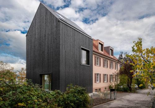 Wohnhaus in Zürich 06