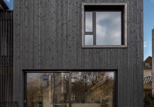 Wohnhaus in Zürich 07