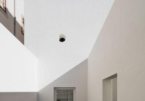 Wohnhaus in Lissabon 08